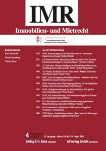 IMR Zeitschrift